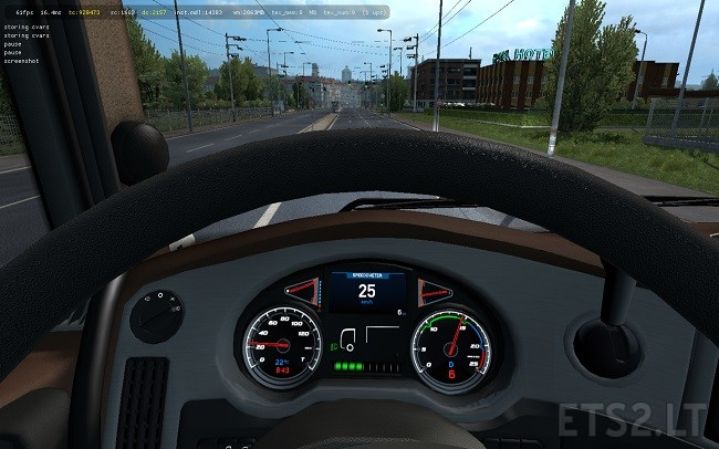 DASHBOARD | ETS 2 mods