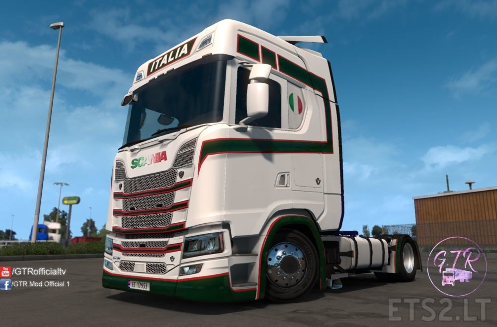 italy | ETS 2 mods
