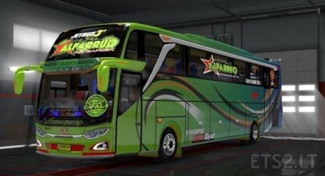 Jet Bus Ets 2 Mods