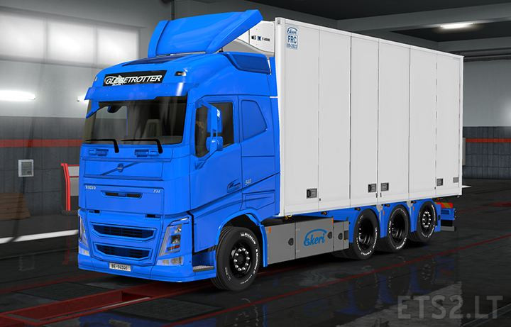 CHASSIS | ETS 2 mods