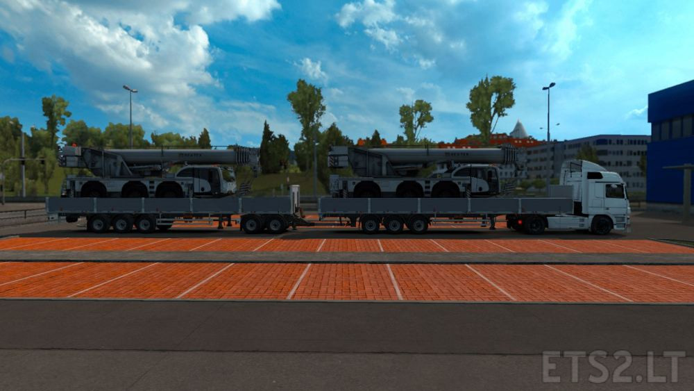 MULTIPLAYER | ETS 2 mods