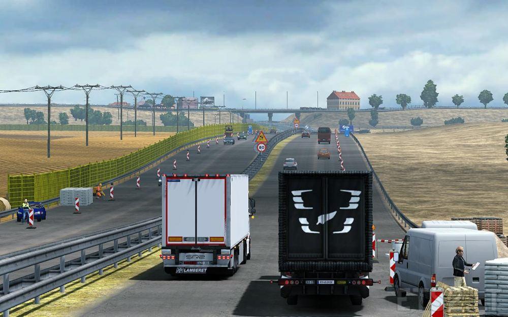 traffic density | ETS 2 mods