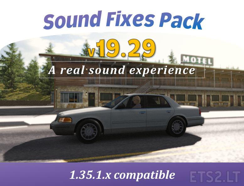 tires sound   ETS 2 mods