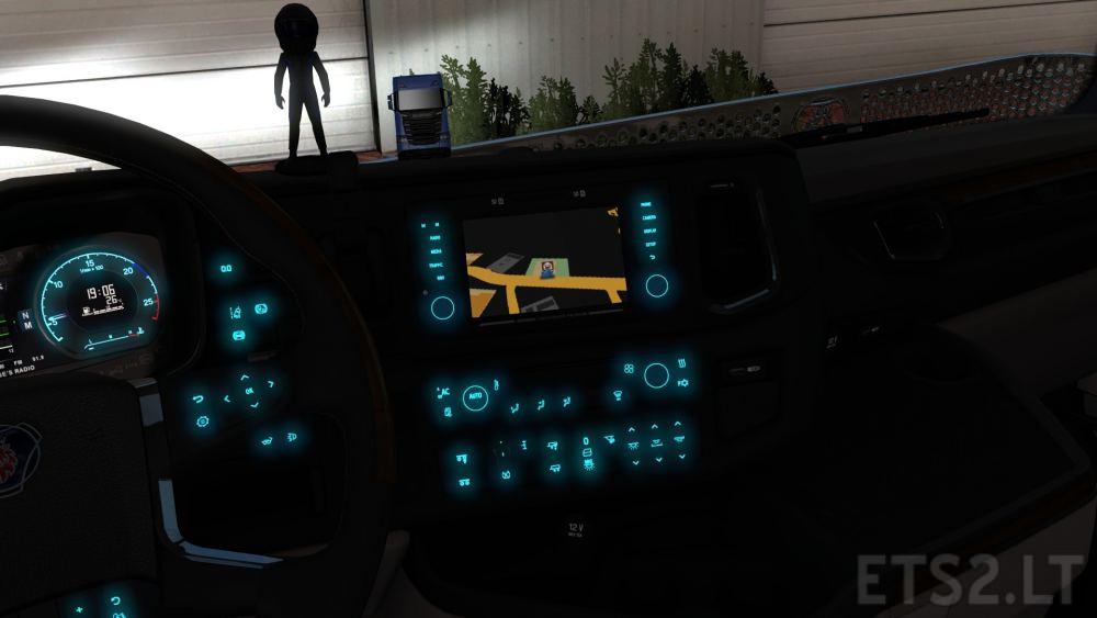 interior light | ETS 2 mods