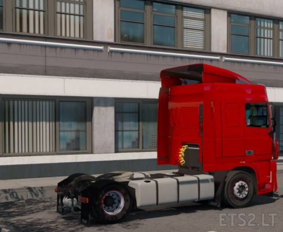 DAF XF 95 (Fix)