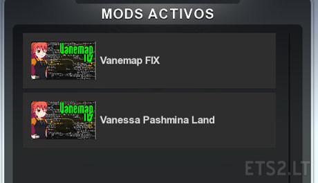 Vanessa Pashmina Map 4.0 FIX