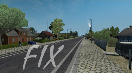 Fix for the Map Road to Aral – a Great Step v 1.0