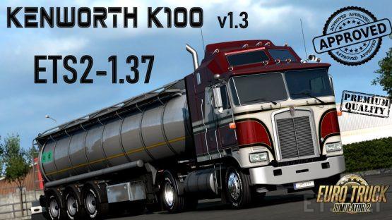 Kenworth K100-E v 1.3