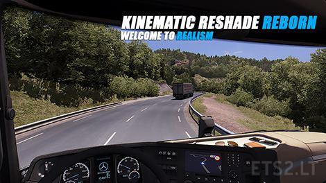 Kinematic Reshade Reborn v 1.2