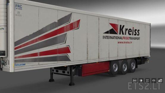 Kreiss Krone Cool liner HQ Skin