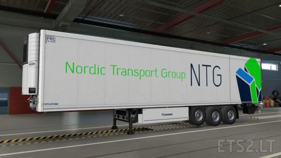 Nordic Transport Group (NTG) Skin