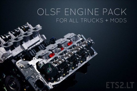 OLSF Engine Pack 48 for All Trucks
