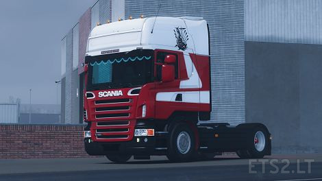 Skin #4 for Freds Scania
