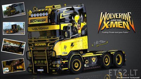 V8K R520 Wolverine Scania 1.36