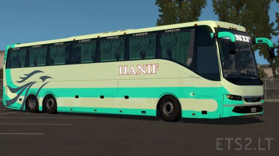 VOLVO 9400 (I-SHIFT) FOR 1.35, 1.36 & 1.37