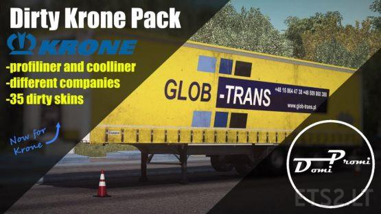 Dirty Krone Pack