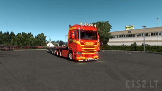 Scania s Meijering Transport 1.37