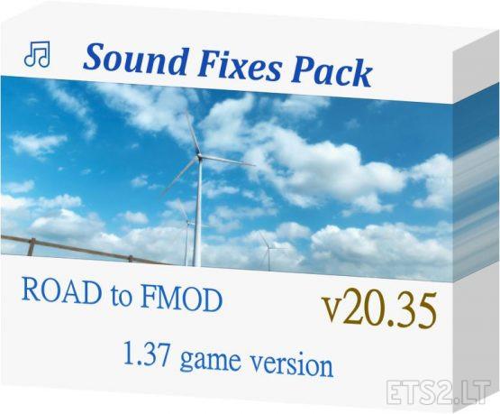 Sound Fixes Pack v 20.35