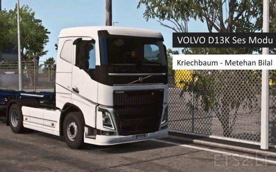 Volvo D13K Sound Mod 1.0