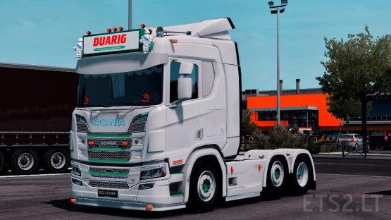 Scania R Duarig