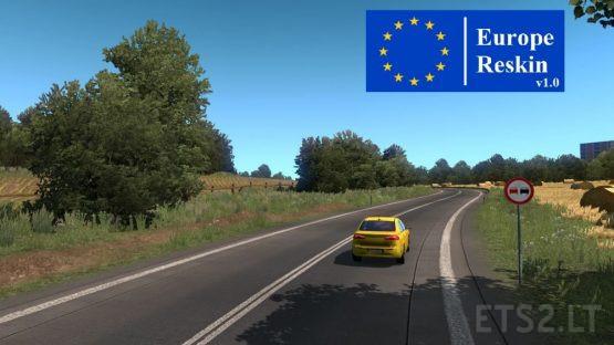 Europe Reskin 1.0