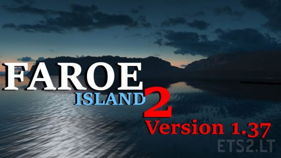 Map Faroe island (Part 2) 1.37