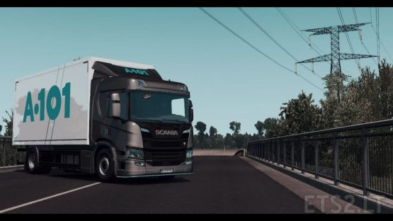 Scania P series Thermo