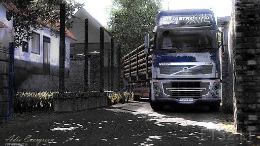 ICRF Map Mod Only ETS2 1.37