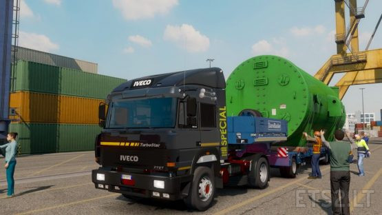 IVECO TURBOSTAR BY RALF84 1.38 FIXED