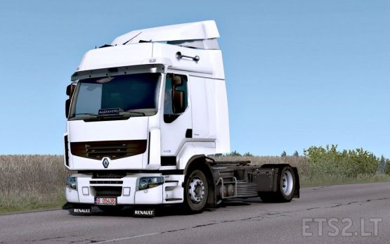 Renault Premium edit by Alex V1.2[1.38]