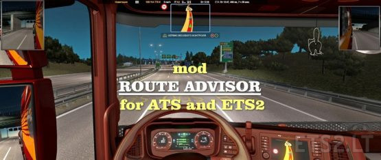 Route Advisor for ATS ETS2