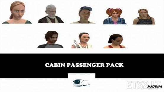 Cabin Passenger Pack