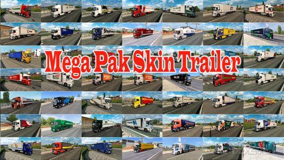 Mega Pak Skin Trailer