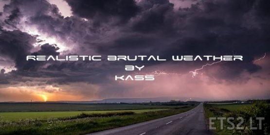 Realistic Brutal Weather V5.5
