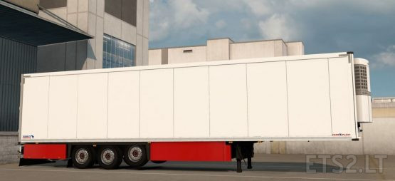 Schmitz sko24 Trucker