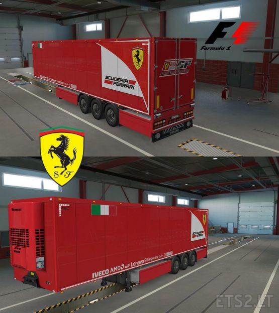 Ferrari Scuderia F1 Paintjob – TheUlas7