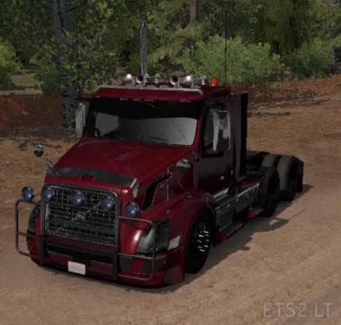 Volvo VNL Custom ETS2 1.38