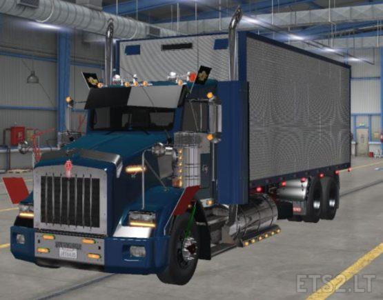 Kenworth t800 Cartruck ets2 1.39
