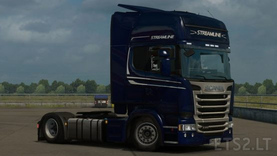 Low deck improved chassis for RJL's Scania R&S, R4, P4, P&G by Sogard3[v1.5][1.39]