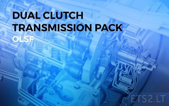OLSF Dual Clutch Transmission Pack 19