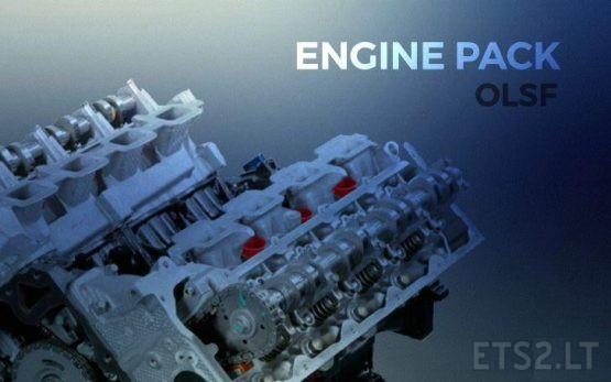 OLSF Engine Pack 51 (ETS2 1.39)