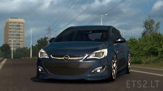 Opel Astra J V1R50 (1.39)