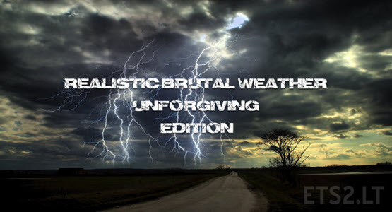 Realistic Brutal Weather – Unforgiving Edition