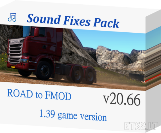 Sound Fixes Pack v 20.66
