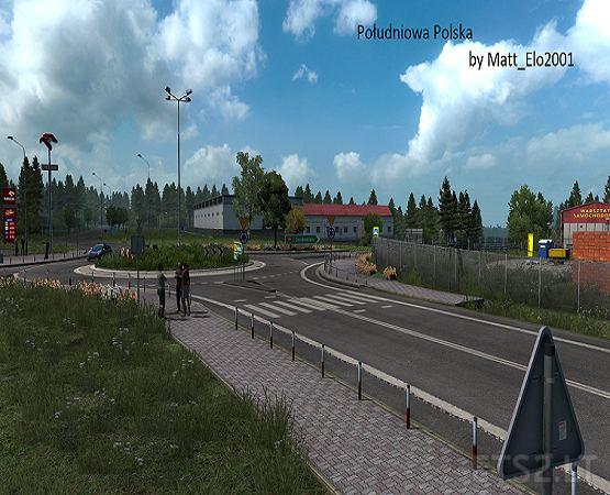 Southern Poland 1.0