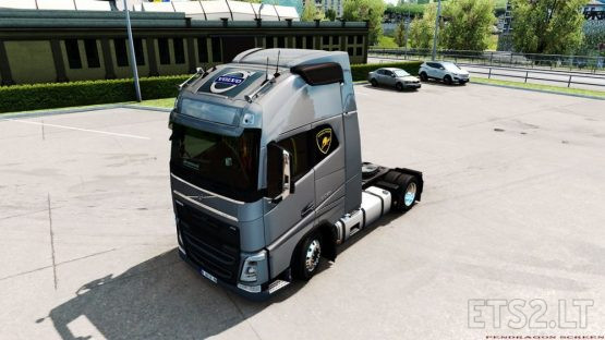 Volvo FH 2012 classic 27.01 (ETS2 v1.39)