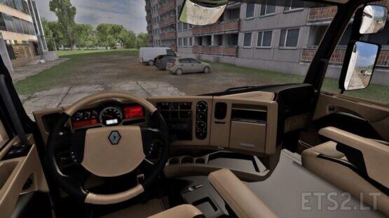 Renault Premium Lux Interior