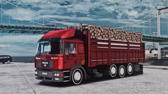 Man F2000 Kırkayak 1.39