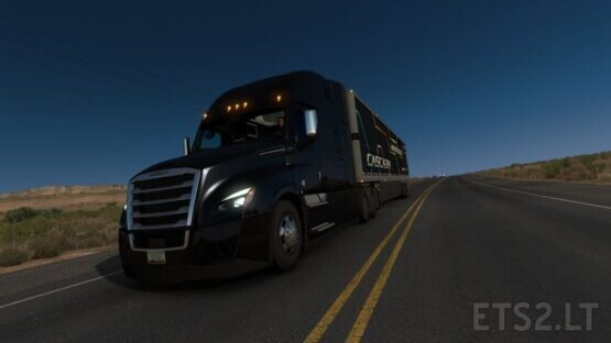 Cascadia air horn for all SCS trucks by iceCat3003 v1.0.1