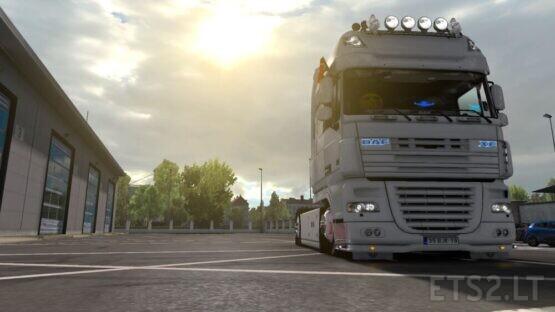 Daf Low Truck (Daf basıklık modu)